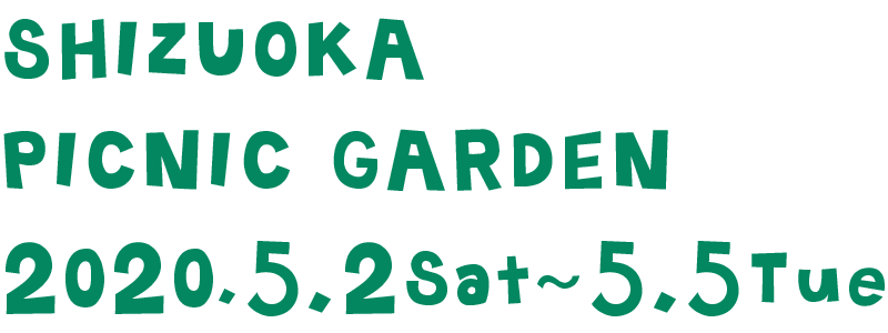 SHIZUOKA PICNIC GARDEN